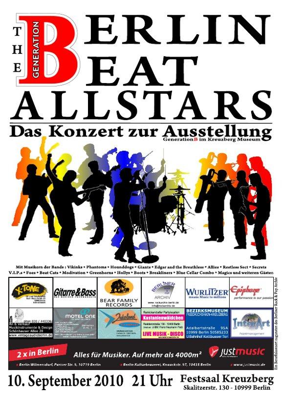 Berliner Rock - sengpielaudio